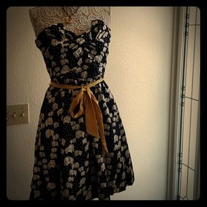 Anthropologie Retro Dress